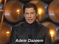 Adele Dazeem Sings Led Is Gag