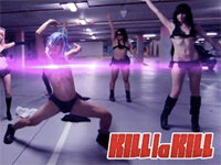 Live Action Cosplay: <i>Kill la Kill</i>'s Nudist Beach
