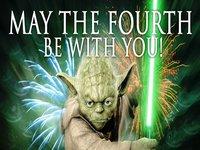 Happy <i>Stars Wars</i> Day!