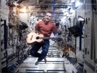"""A Farewell to Chris Hadfield's """"Space Oddity"""""""