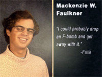 Funny High School Year Book Photos