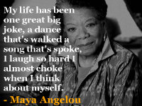 The Internet Mourns the Loss of Maya Angelou