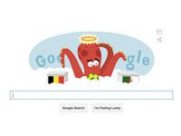 Google Remembers Paul the Octopus