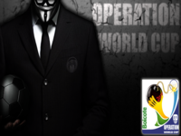 Anonymous Launches Operation World Cup