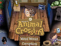 Experience <i>Animal Crossing</i> in Corrupted Mode