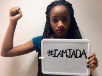 #IAMJada Rallies Support for Teen Rape Victim