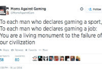 Moms Against Gaming Say Video Games Kill