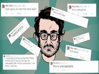 "Phil Fish Quits Twitter After Being ""Hacked"""