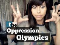 The Oppression Olympics