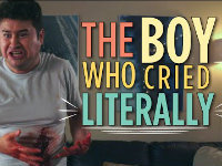 CollegeHumor: The Boy Who Cried Literally
