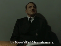 Hitler Reacts to 10 Years of <i>Downfall</i>