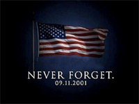 Never Forget: September 11th, 2001