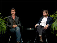 Funny or Die: Between Two Ferns with Brad Pitt