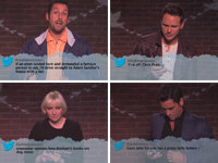 More Celebrities Read More Mean Tweets