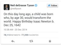 Neil Tyson Rustles Jimmies on Twitter