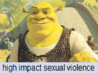 """""""High Impact Sexual Violence"""""""