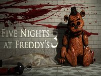 A First Look at <i>Five Nights at Freddy's 3</i>
