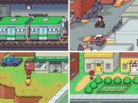 A First Look at <i>Mother 4</i> Gameplay Footage