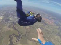 Man Suffers a Seizure During a Skydive