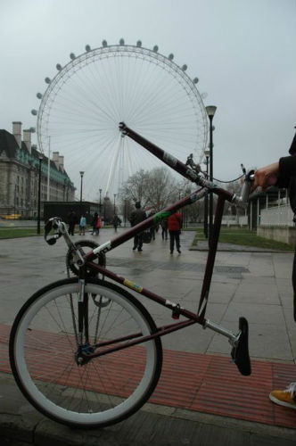 London Eye: Bike Edition