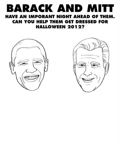 Give Barack and Mitt Costumes!