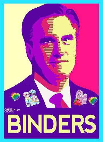Memebase: Mitt Romney Meets Lisa Frank