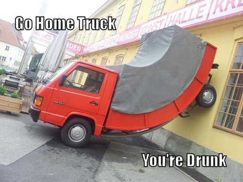 Go Home: Truck Edition