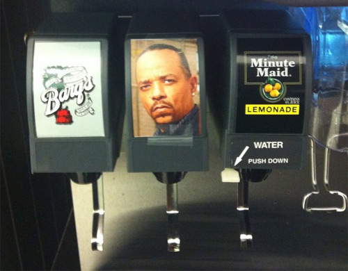 Unsweetened Ice-T