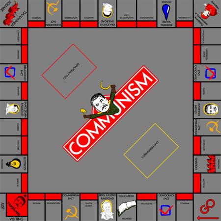 Marxist Monopoly: Stalin Edition