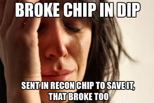 First World Snack Problem
