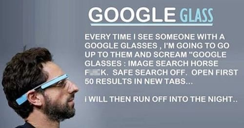 Art of Trolling: Google Glass Edition