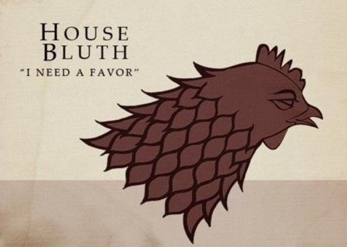 Game of Thrones: House Bluth Edition
