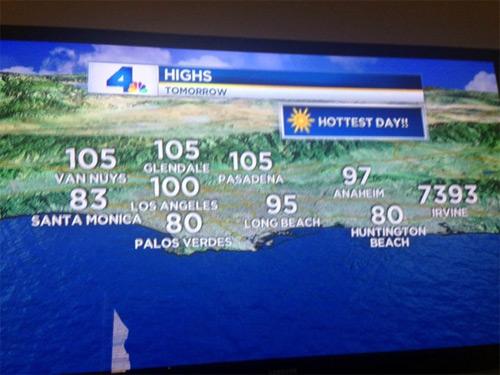 Meanwhile in Irvine, California