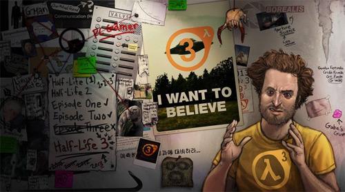 Half-Life 3, An Unexplained Phenomenon