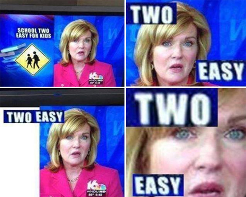 Proofreading Two Hard For Journalists