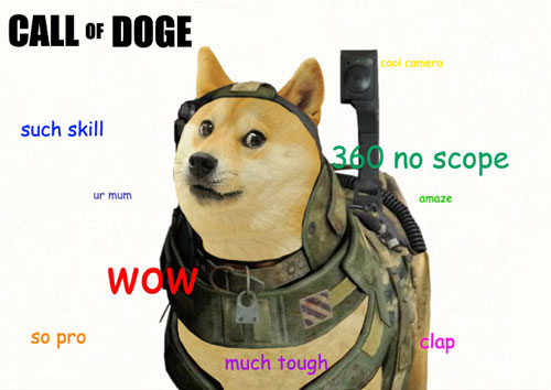 Call of Doge: Shibe Warfare