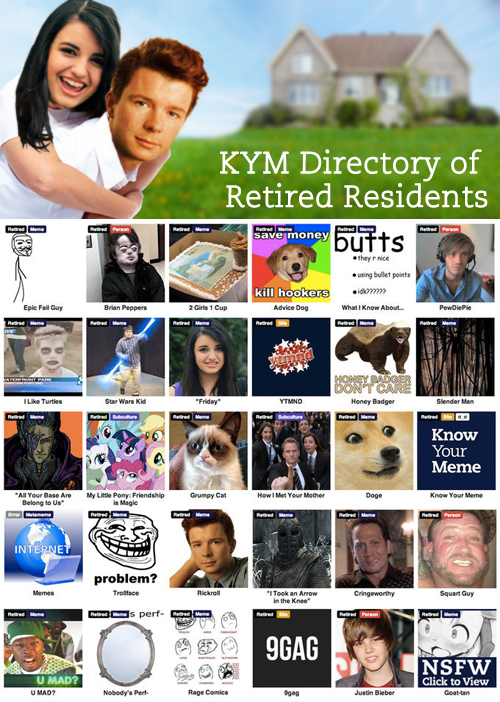 The Internet Meme Retirement Program is Over