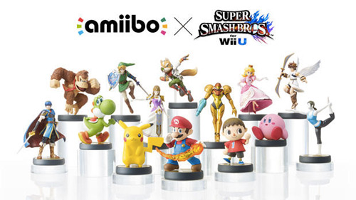 Nintendo Unveils Augmented Action Figures