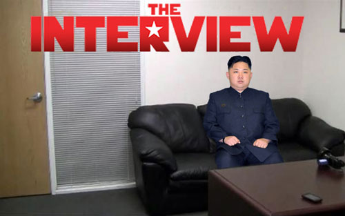 <i>The Interview</i>: Casting Couch Edition