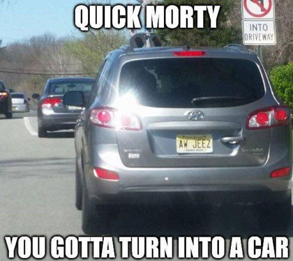 Morty Smith Spotted in the Wild