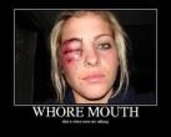 Mouth whore