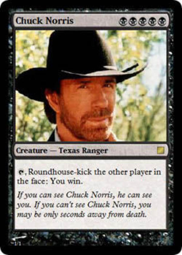 [Image - 15510] | Chuck Norris Facts | Know Your Meme
