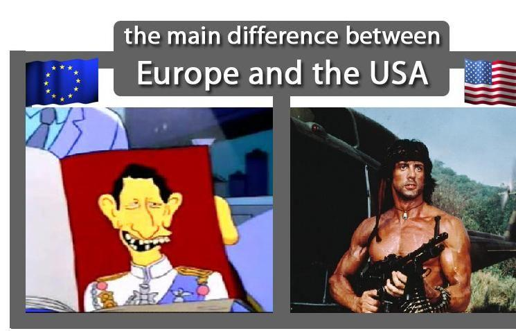 the contrast between europeans and tainos See more of ms rodgers' history bgcse students on  show how the europeans were able to destroy a  compare and contrast the systems of government.