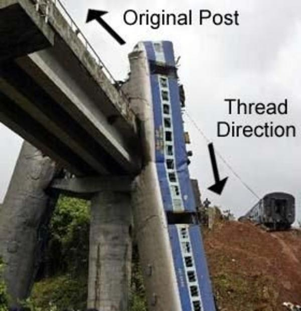 Image result for derailment .gif