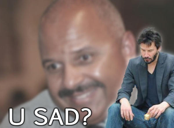 [Image - 54178] | Keanu Is Sad / Sad Keanu | Know Your Meme