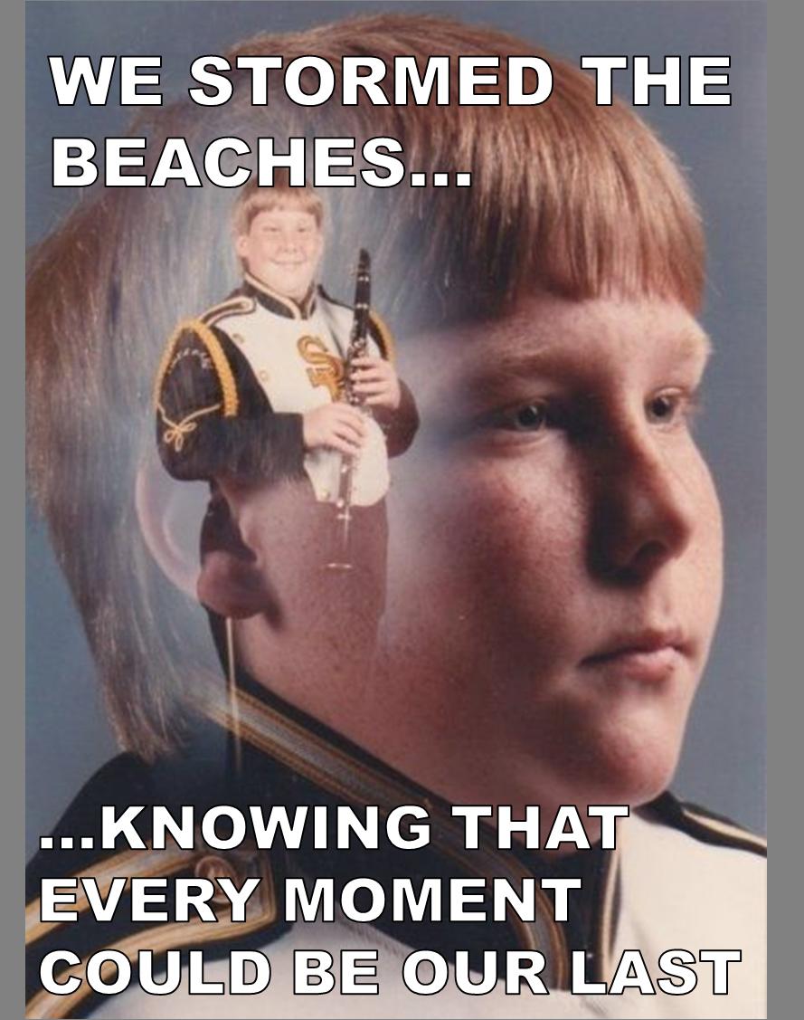 Image 120099 Ptsd Clarinet Boy Know Your Meme