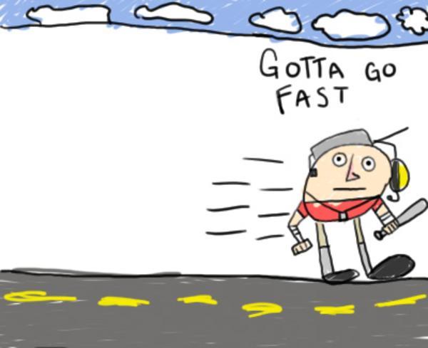 [Image - 154177]   Gotta Go Fast   Know Your Meme