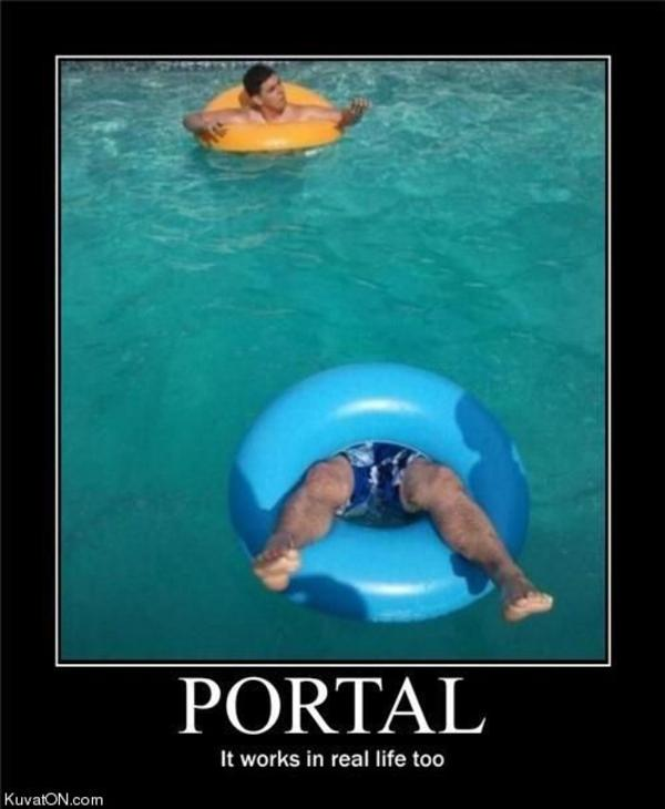 your portal: