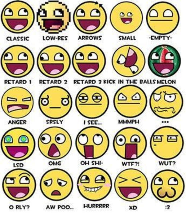 the awesome memes faces - photo #4