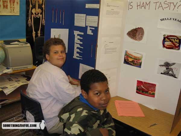 Image 204122 Fake Science Fair Projects Know Your Meme